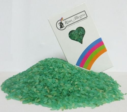Riso Antimacchia Verde Tiffany 220 gr