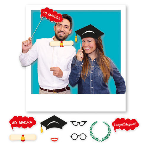 Photo Booth Laurea
