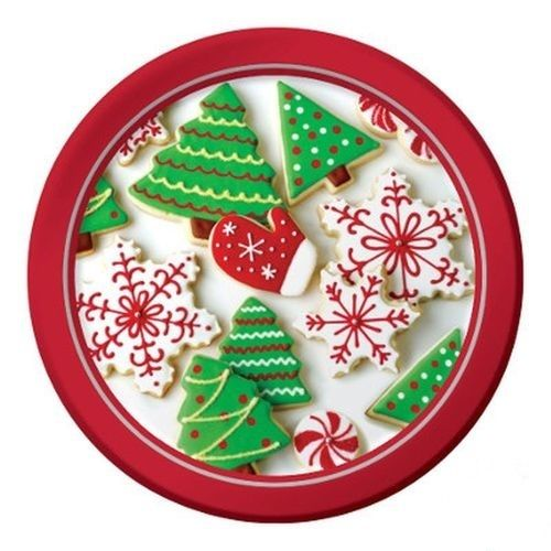Piatti Holiday Treats 8 pz - Ø 17,4 cm