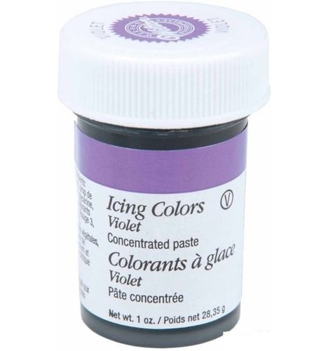 Colorante Wilton in Gel 28 gr Viola