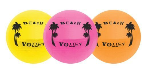 Pallone in PVC da Beach Volley Colori Assortiti