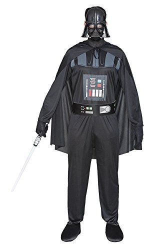 Costume Uomo Star Wars - Darth Vader Taglia 52