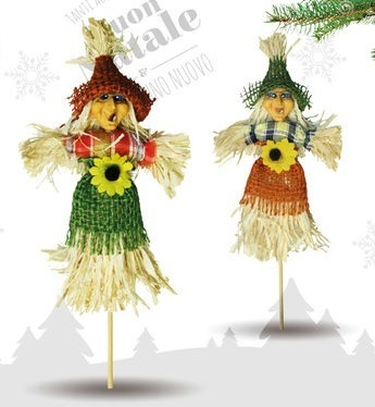 Pick Decorativo Befana 1 pz