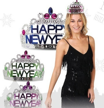 Coroncina Happy New Year 1 pz